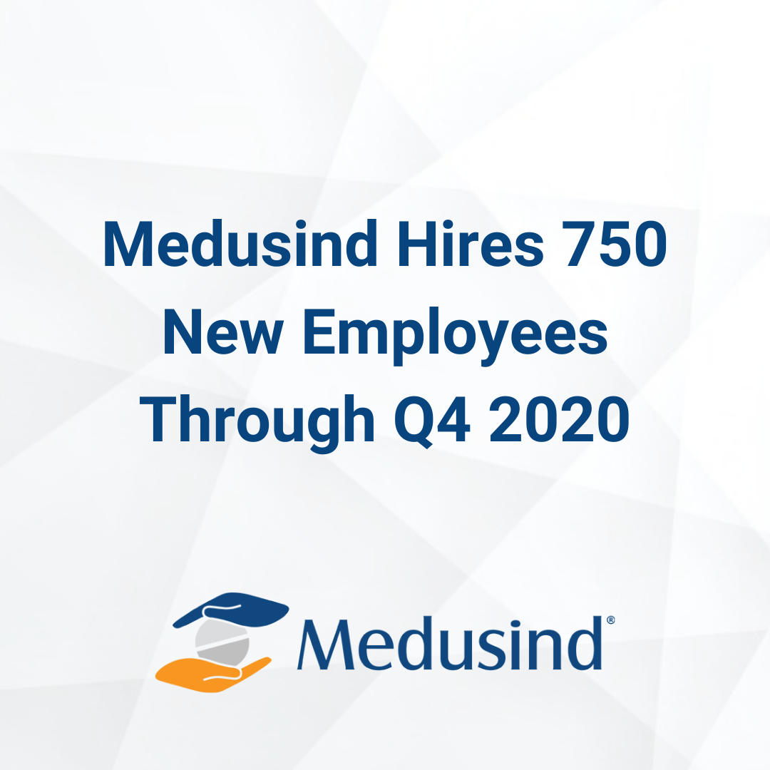 Medusind Hires 750 New Employees